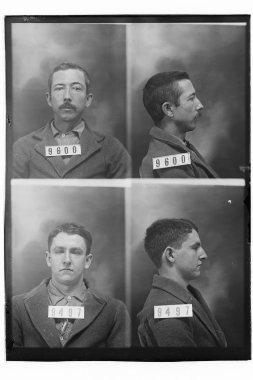 John Doe and Geo. Sims, Prisoners 9600 and 9497, Kansas State Penitentiary - Page
