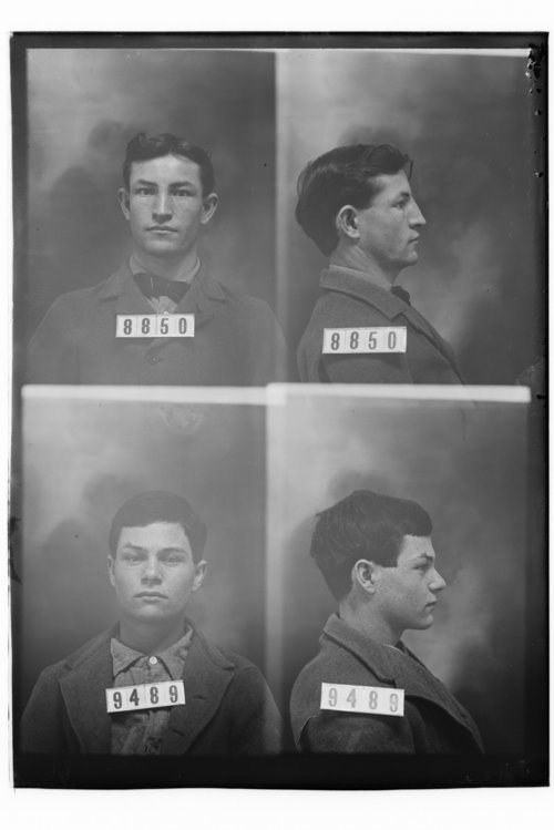 Harry Alley and Garfield Terry, prisoners 8850 and 9489 - Page