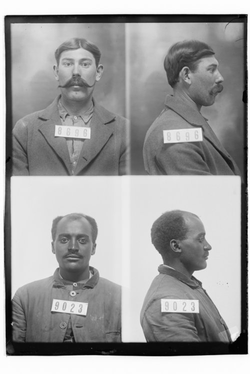 John Ukena and James Pennell, Prisoners 8696 and 9023, Kansas State Penitentiary - Page