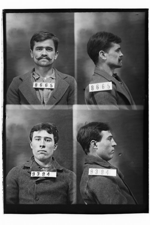 Joe Offenstein and Edward Rodgers, prisoners 9384 and 8665 - Page