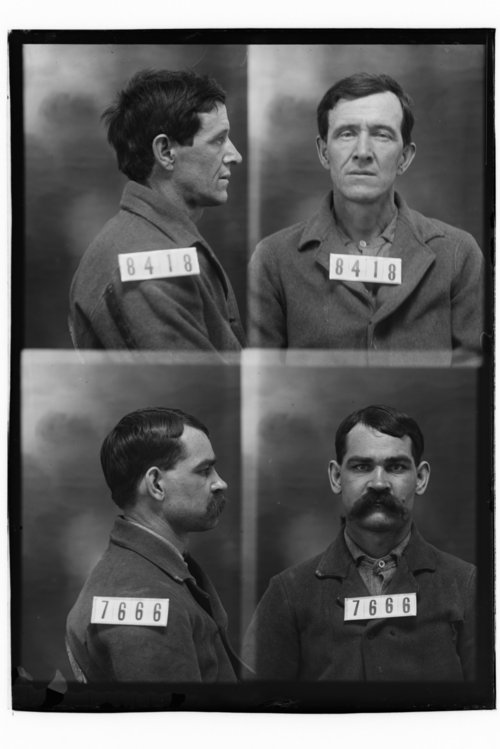 James McClellan and Ed Sands, prisoners 8418 and 7666 - Page