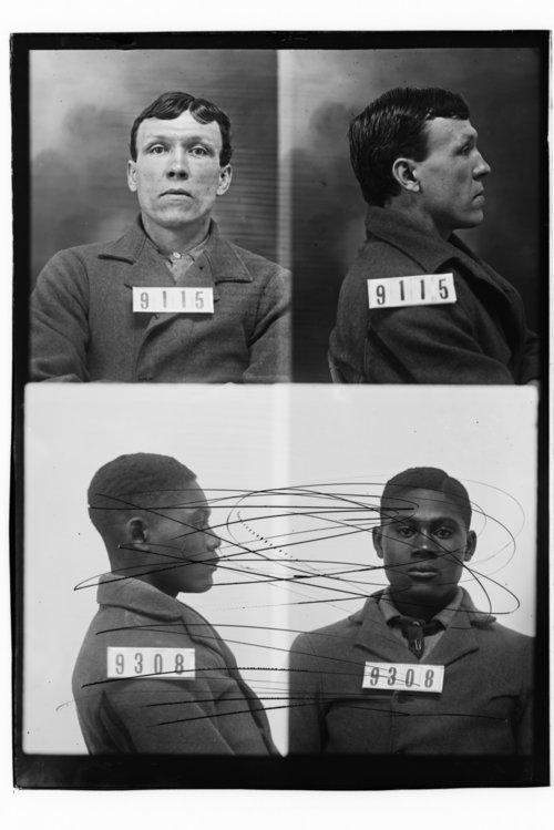 Joel Germain, prisoner 9115 - Page
