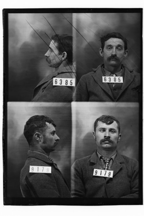 Theodore Bainter, Prisoner 9179, Kansas State Penitentiary - Page