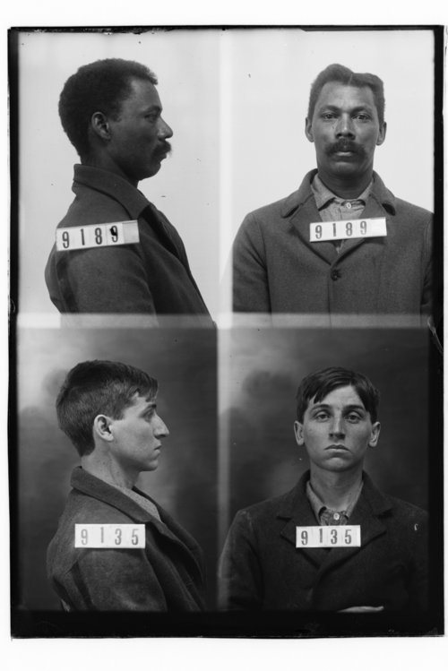 Wm Frye and R. M. Council, Prisoners 9189 and 9135, Kansas State Penitentiary - Page