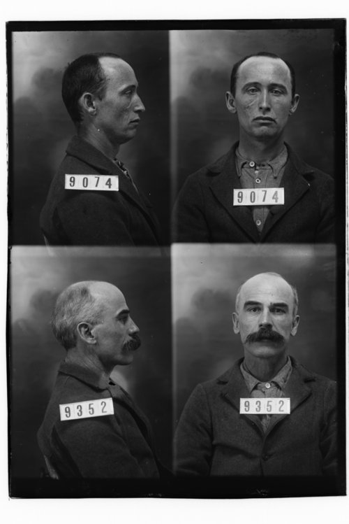 James Sterner and Chas. Foster, Prisoners 9074 and 9352, Kansas State Penitentiary - Page