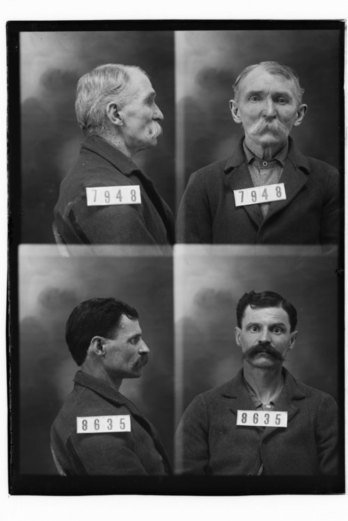 Edwd Manning and John C. Watkins, prisoners 7948 and 8635 - Page