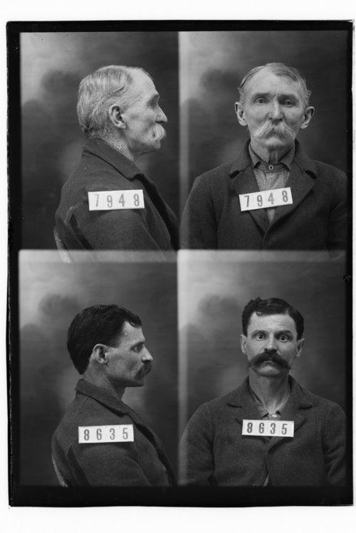 Edwd Manning and John C. Watkins, Prisoners 7948 and 8635, Kansas State Penitentiary - Page