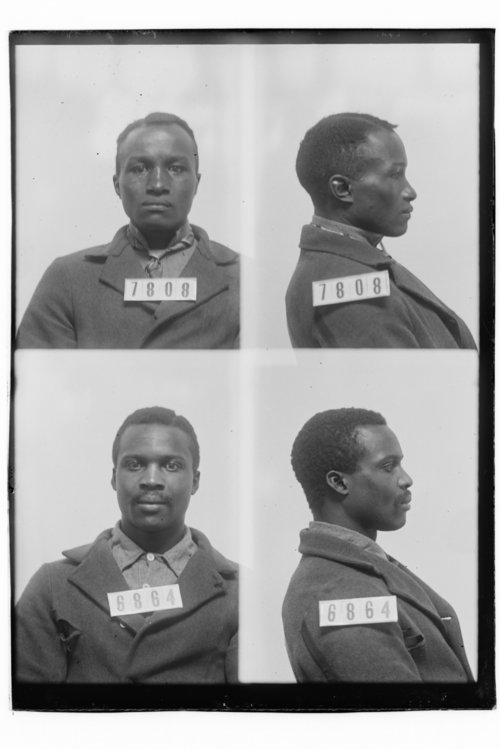 Benj Butler and Edward White, prisoners 7808 and 6864 - Page