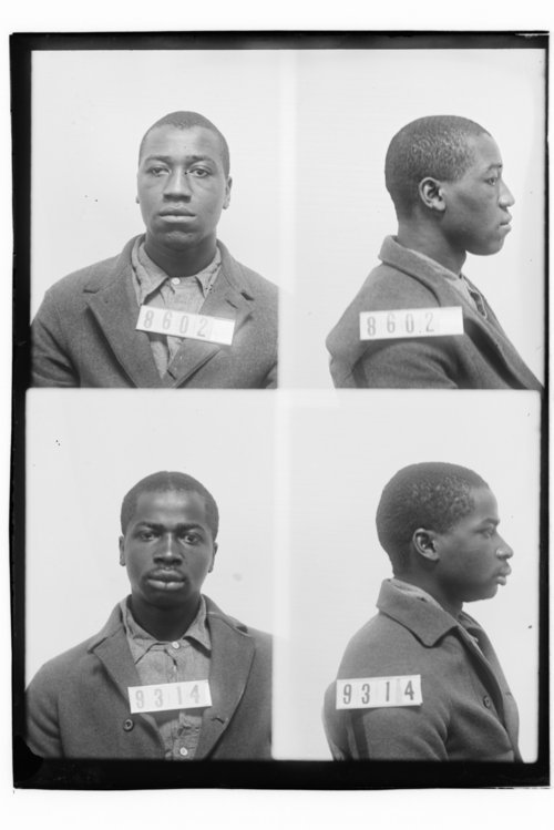 Ed Fokson and William Black, prisoners 8602 and 9314 - Page