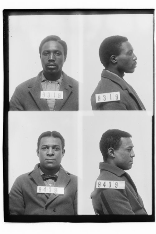 John Anderson and Geo Pigeon, Prisoners 9319 and 9439, Kansas State Penitentiary - Page