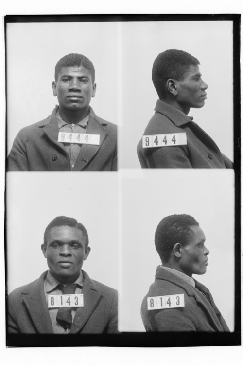 Noah Gibson and Stanley Edwards, prisoners 9444 and 8143 - Page