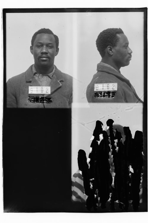 Frank Ray, prisoner 9161 - Page