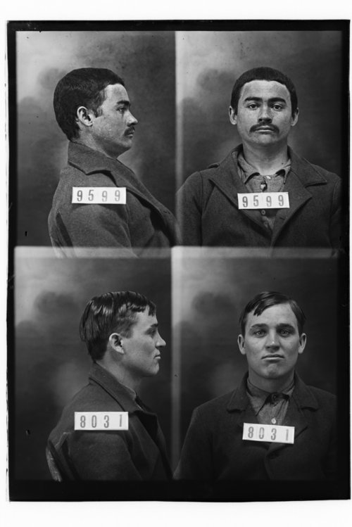 Earl Webb and George White, prisoners 9599 and 8031 - Page