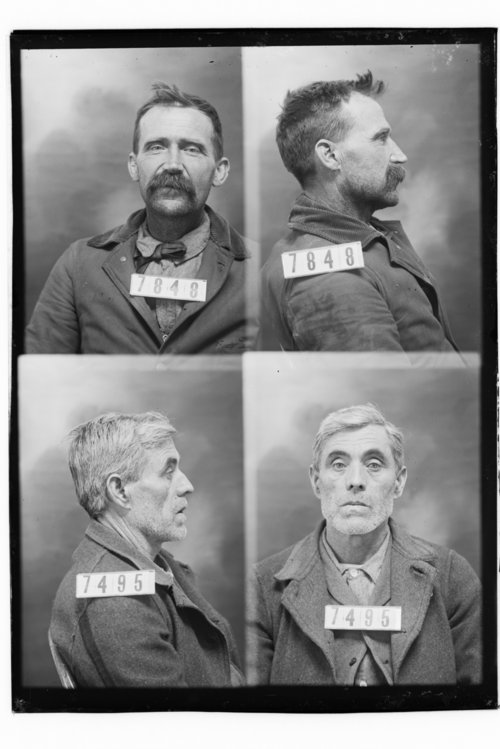 George H. Graham and Barney Gibbsons, prisoners 7848 and 7495 - Page