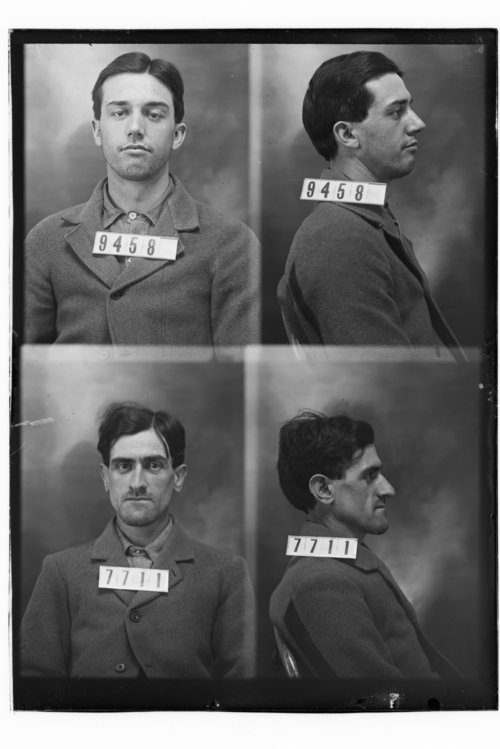 F. C. Broadhead and William Burke, prisoners 9458 and 7711 - Page