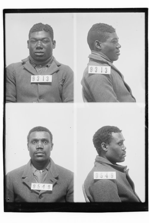 Silas Ransom and Willis Thompson, prisoners 9313 and 9549 - Page