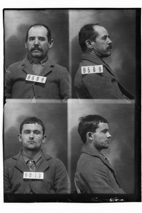 Joe Sebastian and George E. Tankersley, prisoners 9589 and 9013 - Page