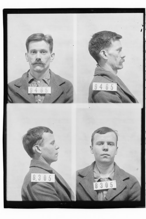 Patrick H. Kelly and C. C. Hoagland, Prisoners 9465 and 8305, Kansas State Penitentiary - Page