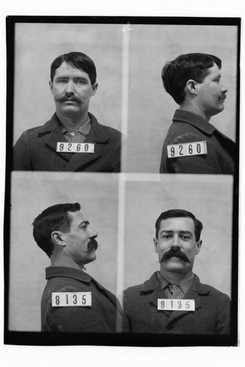 John Brady and Jas. K. Elliott, Prisoners 9260 and 8135, Kansas State Penitentiary - Page