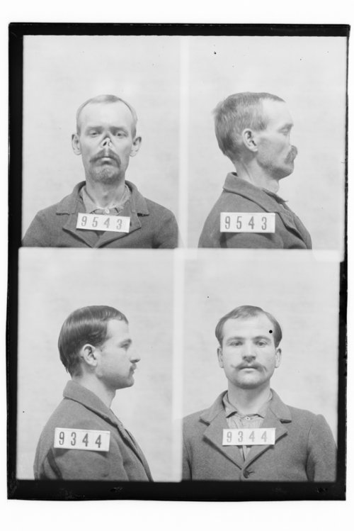 John Doe and Wm. Kley, prisoners 9543 and 9344 - Page