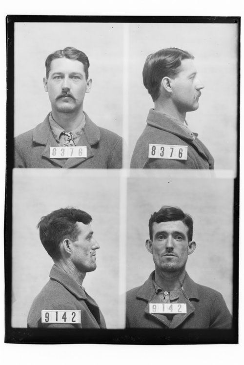 Harry Plummer McCool and James Mitchell, prisoners 8376 and 9142 - Page