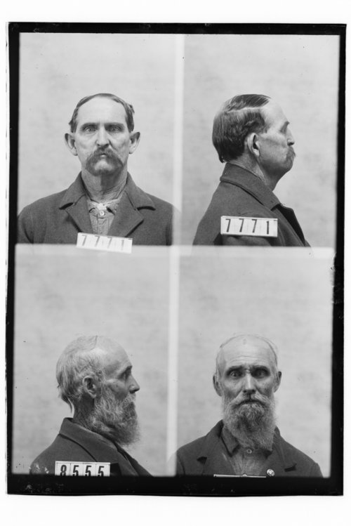 Asa Coleman and George Shanklin, prisoners 7771 and 8555 - Page
