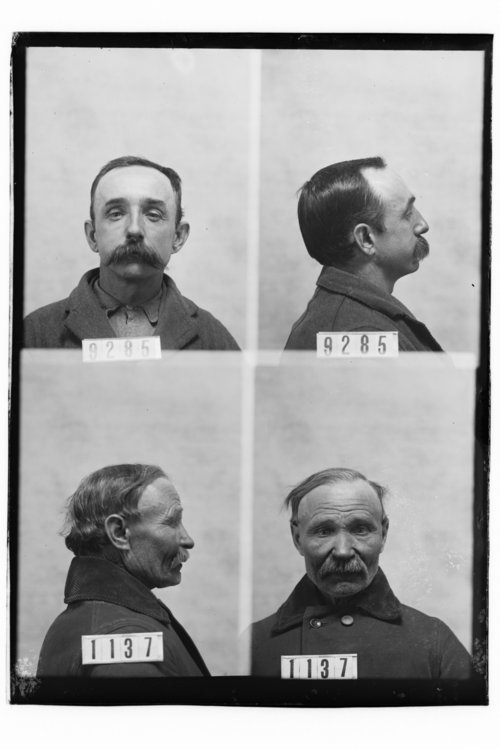 James J. French and Martin Jarbers, prisoners 9285 and 1137 - Page