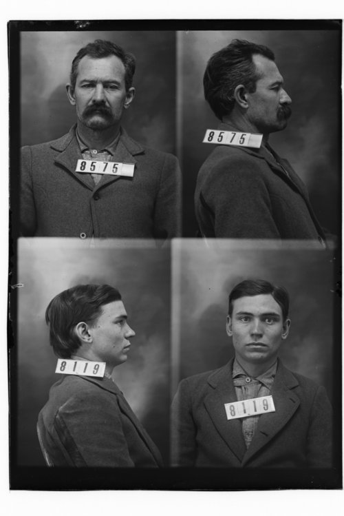 D. Harmon and Robt Pennington, prisoners 8575 and 8119 - Page