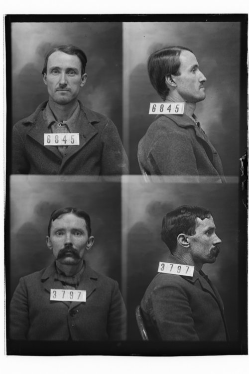 Jasper W. Rainey and Henry Tutwiler, Prisoners 6845 and 3797, Kansas State Penitentiary - Page