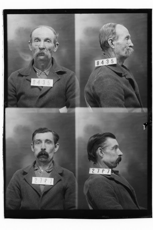 Geo. Murphy and John Rogers, Prisoners 8435 and 2767, Kansas State Penitentiary - Page