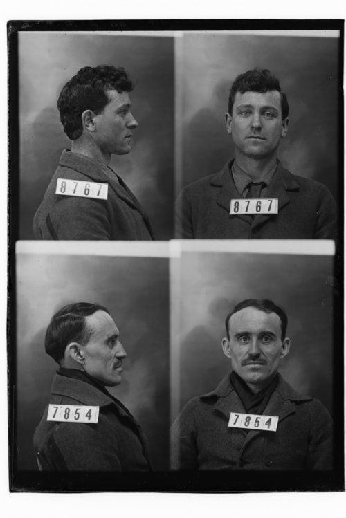 Charles Andrews and James Walker, prisoners 8767 and 7854 - Page