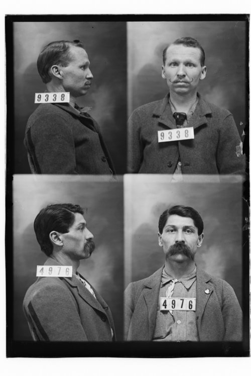 Lee Sisson and Tom Thurber, Prisoners 9338 and 4976, Kansas State Penitentiary - Page