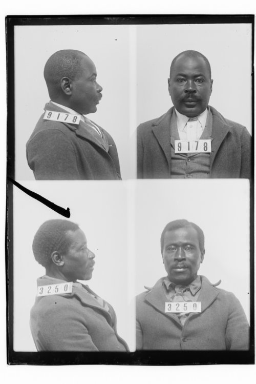 A. G. Brown and Moses Chambers, Prisoners 9178 and 3250, Kansas State Penitentiary - Page