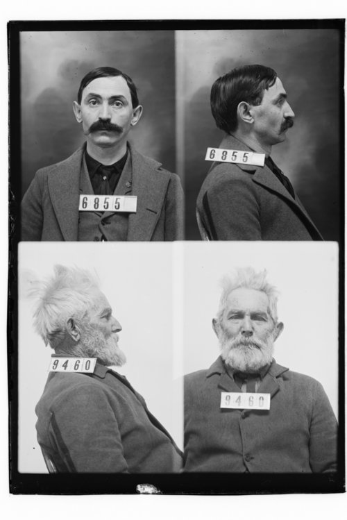 Joe Bruner and S. B. Spradley, Prisoners 6855 and 9460, Kansas State Penitentiary - Page