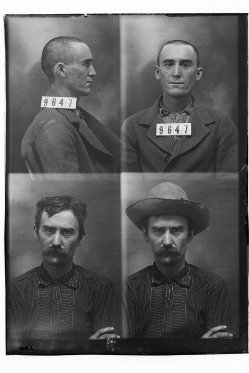 John M. Fanning, Prisoner 9647, Kansas State Penitentiary - Page