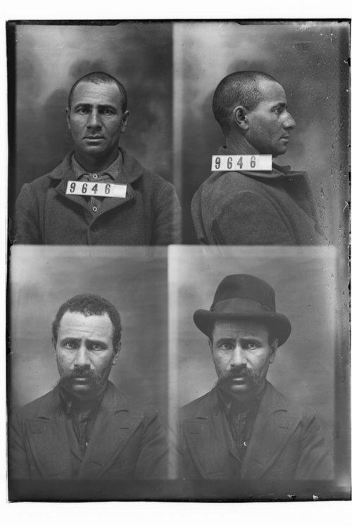 Elisha Tabor, Prisoner 9646, Kansas State Penitentiary - Page