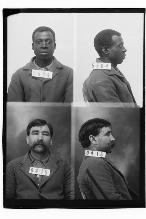Charles Burnside and John Shalaya, prisoners 5504 and 9415 - Page