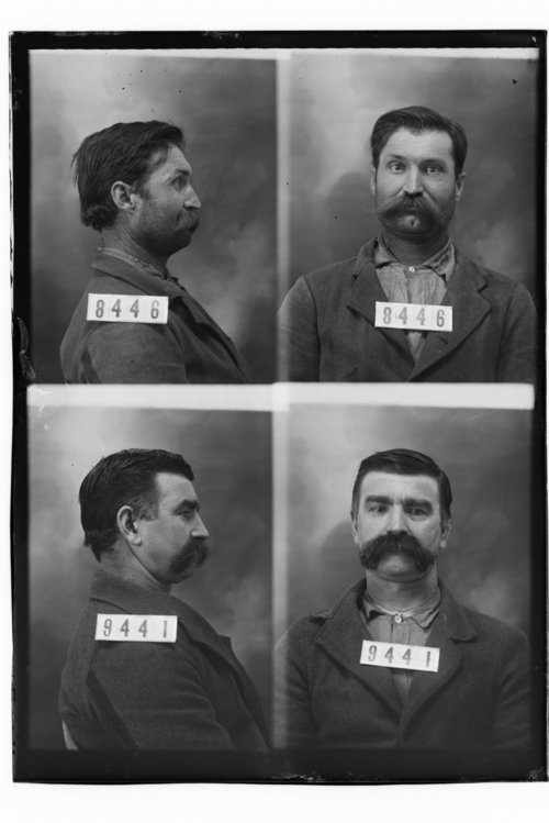 Robt. Shelton and A. Venneck, Prisoners 8446 and 9441, Kansas State Penitentiary - Page