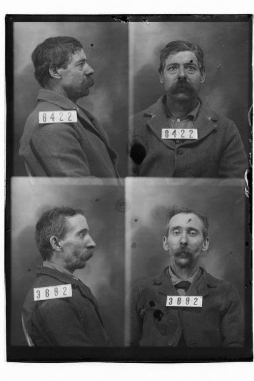 Geo. H. Dobbs and Aaron Wells, prisoners 8422 and 3892 - Page