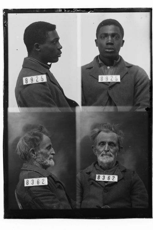 James Franklin and Henry Sheesley, Prisoners 8925 and 8362, Kansas State Penitentiary - Page
