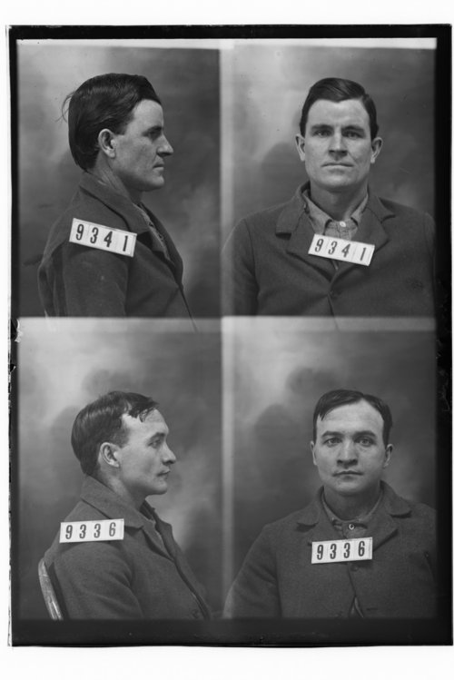 Jack Burrel and James Richards, Prisoners 9341 and 9336, Kansas State Penitentiary - Page