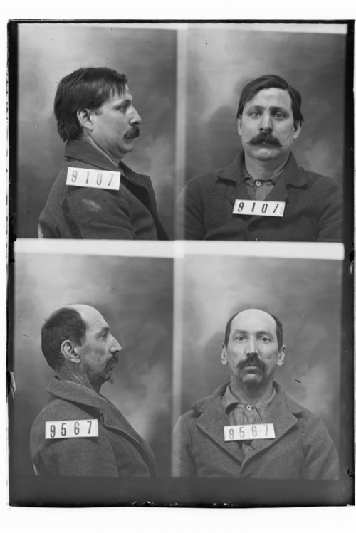 John Robb and Frank Gormont, prisoners 9107 and 9567 - Page