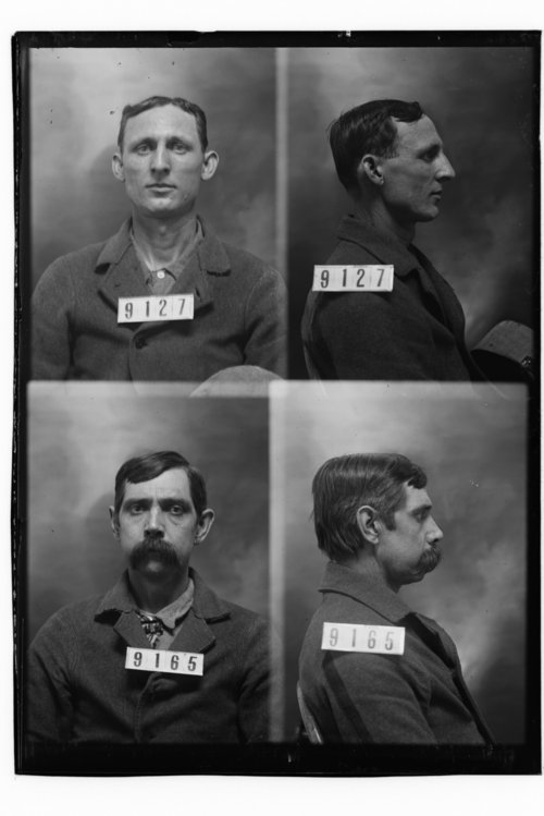 Charles Johnson and Frank Hall, prisoners 9127 and 9165 - Page
