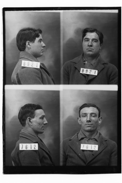 Grant Blackman and William Tyson, prisoners 8921 and 7612 - Page