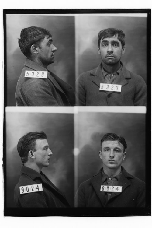 Robert Snyder and Robert Watson, prisoners 5323 and 9024 - Page