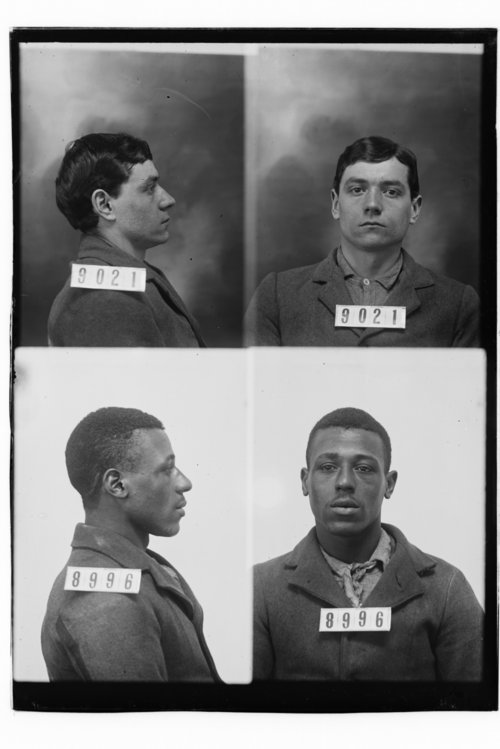 Charles P. Sterling and John Craig, Prisoners 9021 and 8996, Kansas State Penitentiary - Page