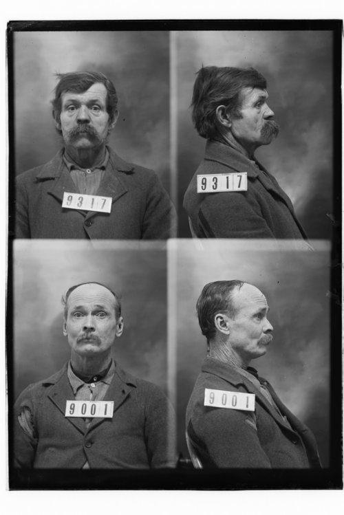 Robert Hill and Samuel D. Hensley, prisoners 9317 and 9001 - Page
