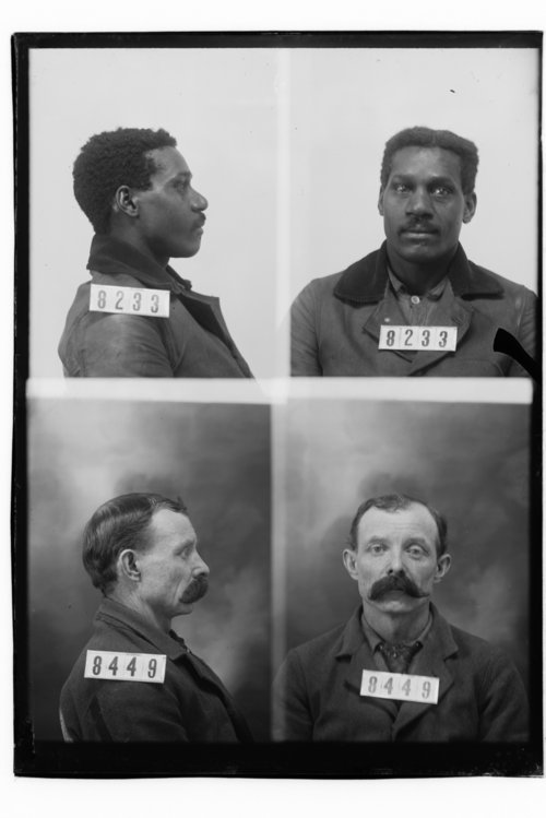 Thorton Caldwell and L. D. Hahn, prisoners 8233 and 8449 - Page