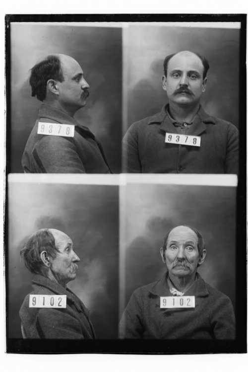 Charles Rathbone and Nicholas Daugherty, prisoners 9378 and 9102 - Page