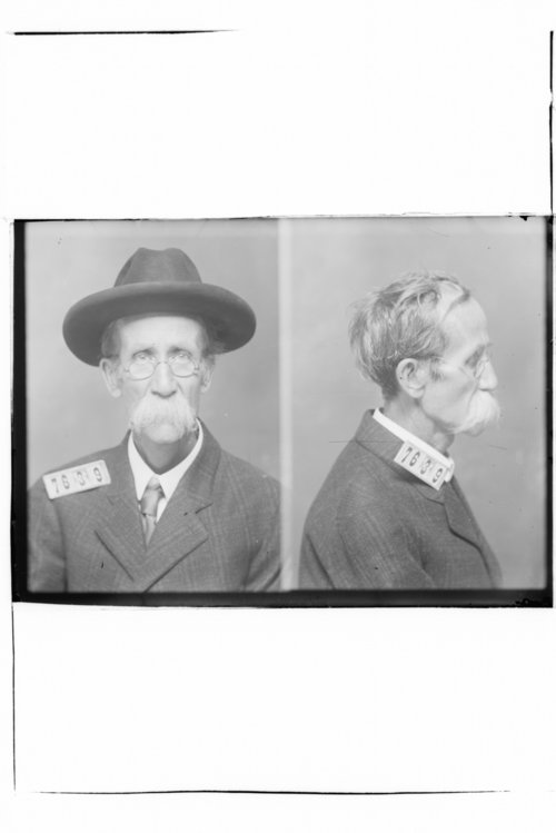 Clint C. Osborn, Prisoner 7639, Kansas State Penitentiary - Page